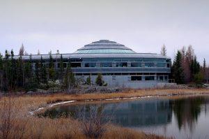 North West Territories Legislature