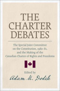 The Senate and the People of Canada A Counterintuitive Approach to Reform of the Senate of Canada