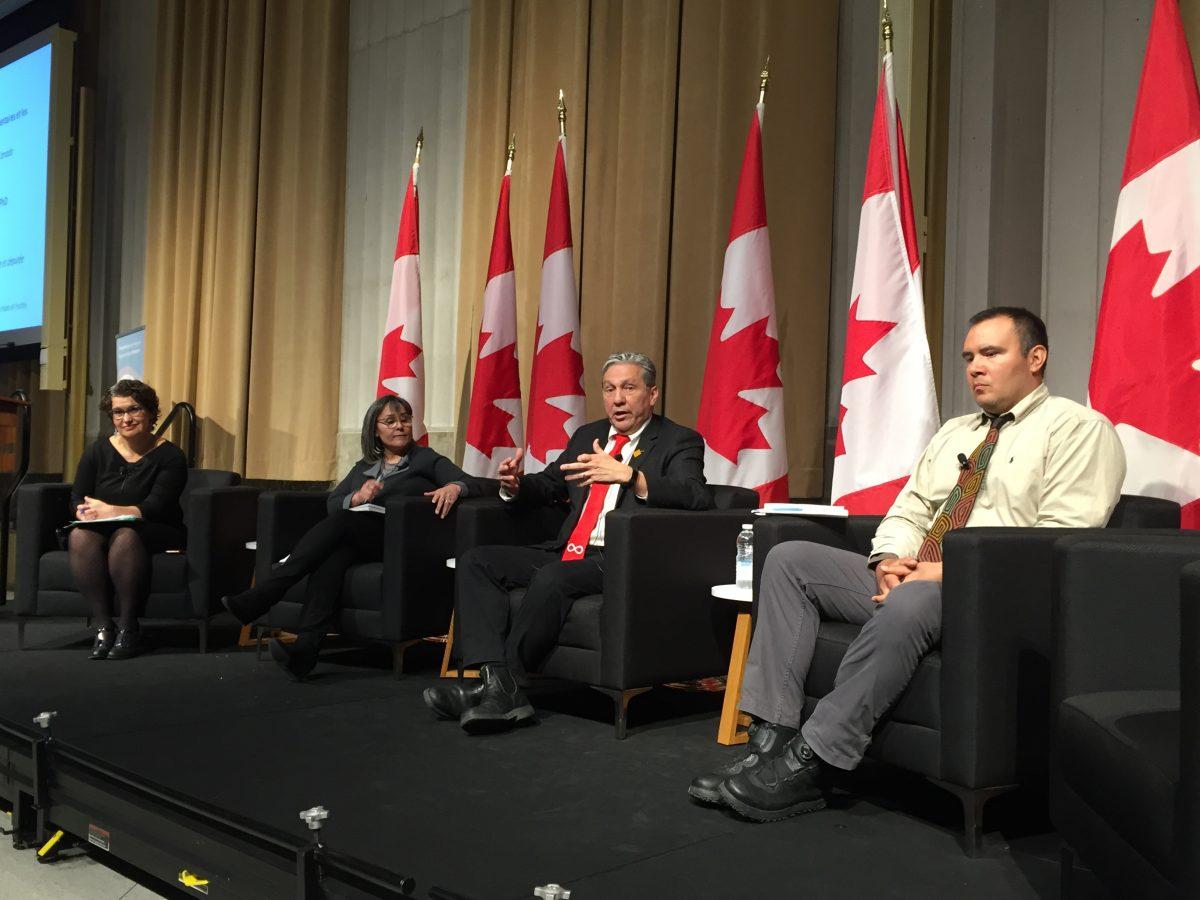 Prendre sa place – Une plus grande place à Ottawa pour les parlementaires et les personnes autochtones