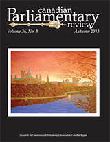 cover of Fall 2013 issue