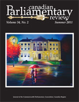 cover of Summer 2011 issue