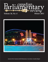 cover of Winter 2011 issue