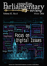 cover of Winter 2014 issue